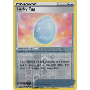 Lucky Egg - 167/202 (Reverse Foil)