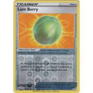 Lum Berry - 168/202 (Reverse Foil)