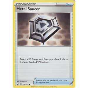 Metal Saucer - 170/202