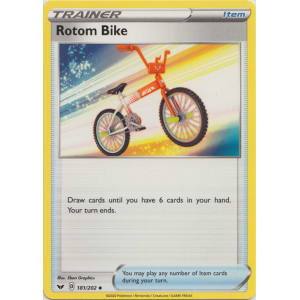 Rotom Bike - 181/202