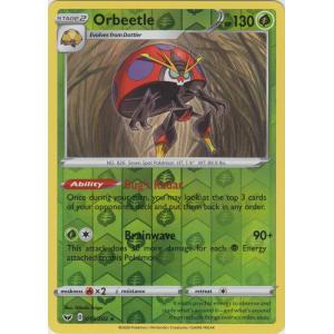 Orbeetle - 019/202 (Reverse Foil)
