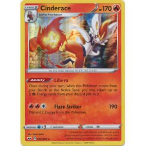 Cinderace - 034/202