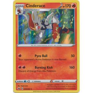 Cinderace - 035/202