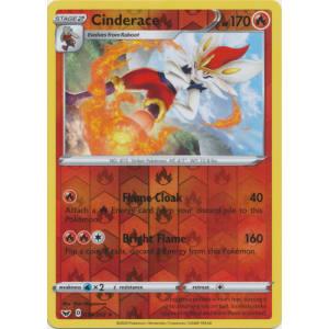 Cinderace - 036/202 (Reverse Foil)