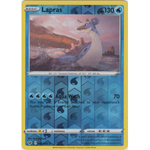 Lapras - 048/202 (Reverse Foil)