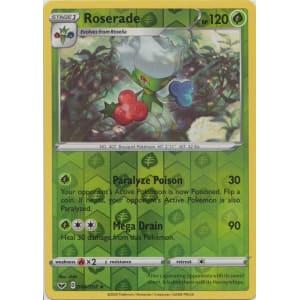 Roserade - 004/202 (Reverse Foil)
