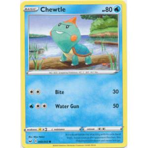 Chewtle - 060/202