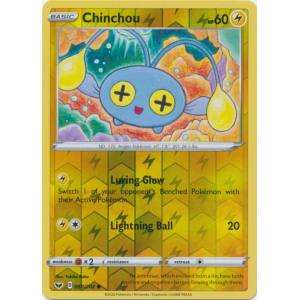 Chinchou - 068/202 (Reverse Foil)