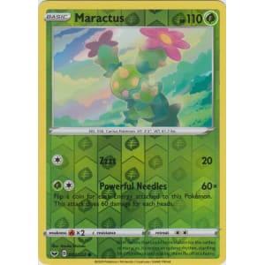 Maractus - 007/202 (Reverse Foil)