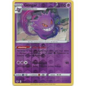 Gengar - 085/202 (Reverse Foil)