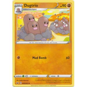 Dugtrio - 093/202