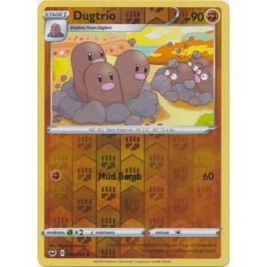 Dugtrio - 093/202 (Reverse Foil)