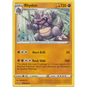 Rhydon - 098/202