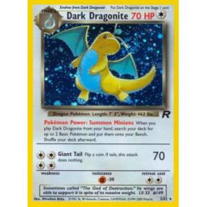 Dark Dragonite - 5/82