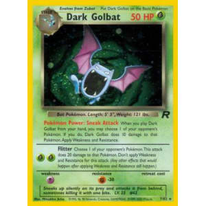 Dark Golbat - 7/82