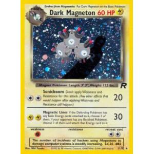 Dark Magneton - 11/82
