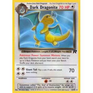 Dark Dragonite - 22/82