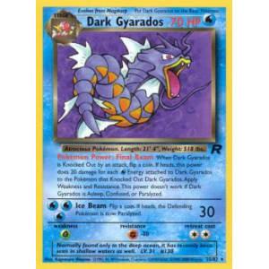 Dark Gyarados - 25/82