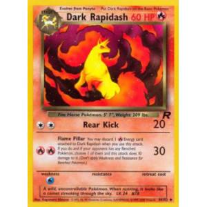 Dark Rapidash - 44/82