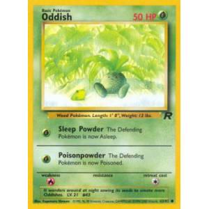 Oddish - 63/82