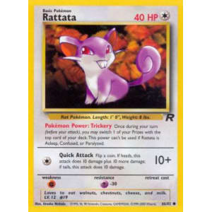 Rattata - 66/82