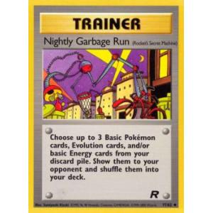 Nightly Garbage Run - 77/82
