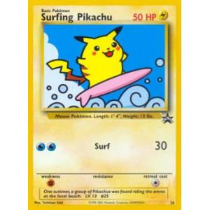 Surfing Pikachu - 28