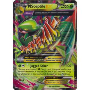 M Sceptile-EX - 8/98