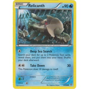 Relicanth - 23/98