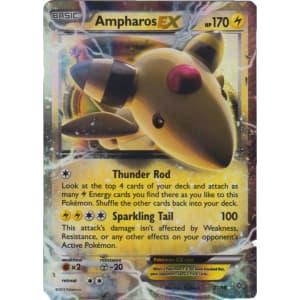 Ampharos-EX - 27/98