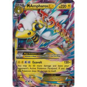 M Ampharos-EX - 28/98