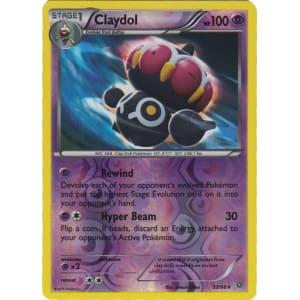 Claydol - 33/98 (Reverse Foil)