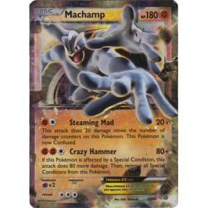 Machamp-EX - 37/98