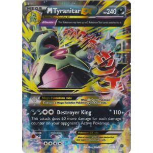 M Tyranitar-EX - 43/98