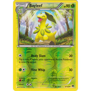 Bayleef - 2/122 (Reverse Foil)