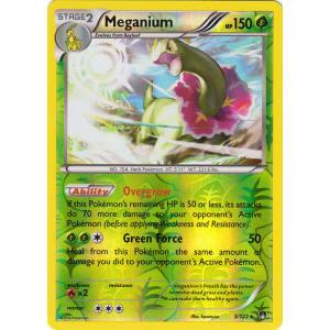 Meganium - 3/122 (Reverse Foil)