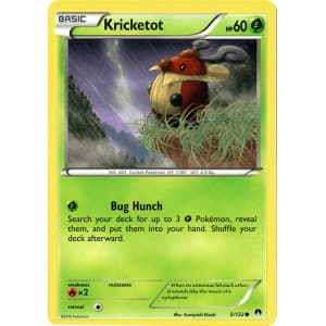 Kricketot - 5/122