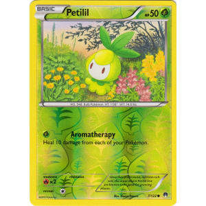 Petilil - 7/122 (Reverse Foil)