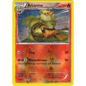Arcanine - 11/122 (Reverse Foil)
