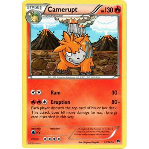 Camerupt - 13/122