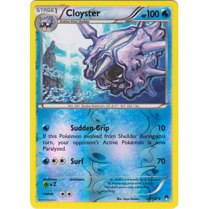 Cloyster - 24/122 (Reverse Foil)