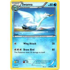 Swanna - 37/122