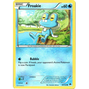 Froakie - 38/122