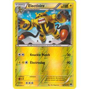 Electivire - 43/122 (Reverse Foil)