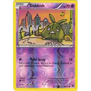 Trubbish - 56/122 (Reverse Foil)