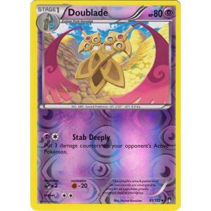 Doublade - 61/122 (Reverse Foil)