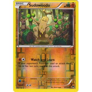 Sudowoodo - 67/122 (Reverse Foil)