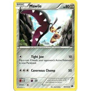 Mawile - 78/122