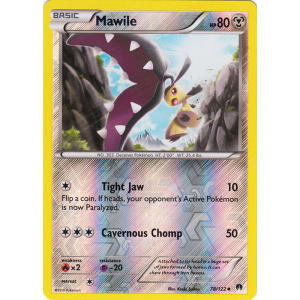 Mawile - 78/122 (Reverse Foil)