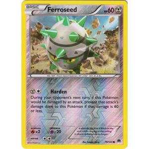 Ferroseed - 79/122 (Reverse Foil)